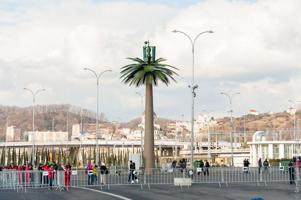sochi42 Как выглядят Олимпийские объекты с воздуха