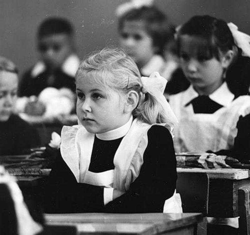 sovietschool00 Как проходила жизнь каждого советского школьника