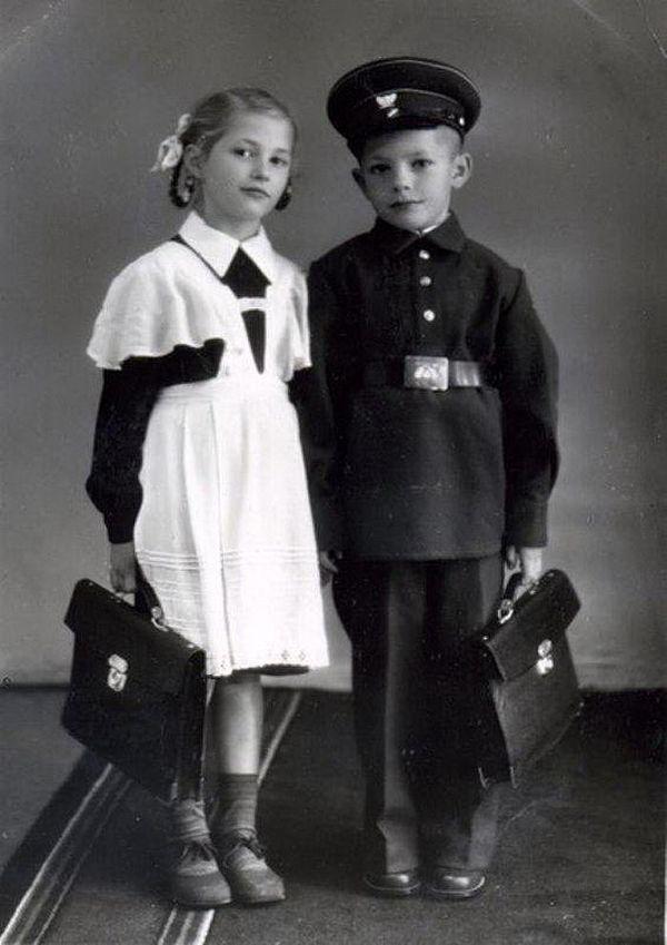 sovietschool04 Как проходила жизнь каждого советского школьника