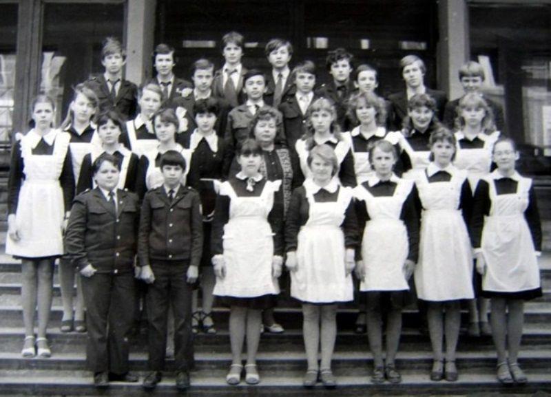 sovietschool15 Как проходила жизнь каждого советского школьника