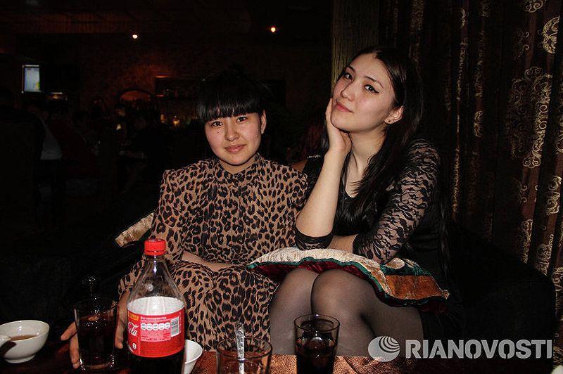 Сексуальные особенности киргизских девушек