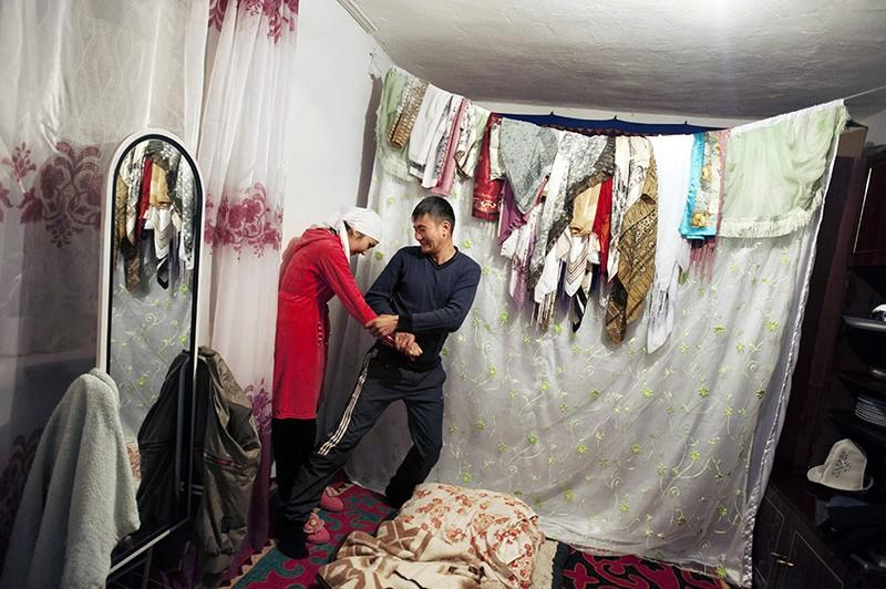 киргизки домашние фото
