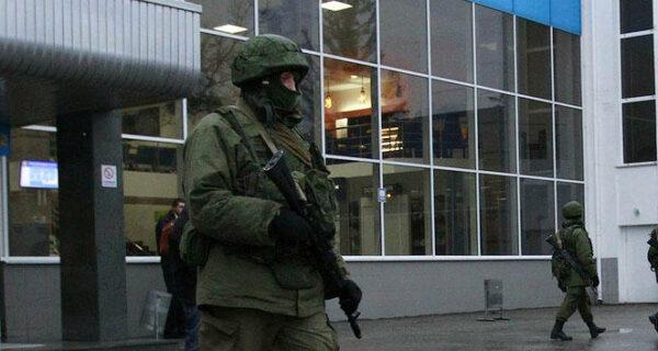 Кризис в Крыму (обновлено)