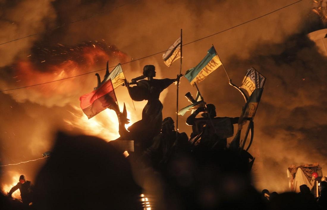 1855528 original Майдан. Киев. Украина.