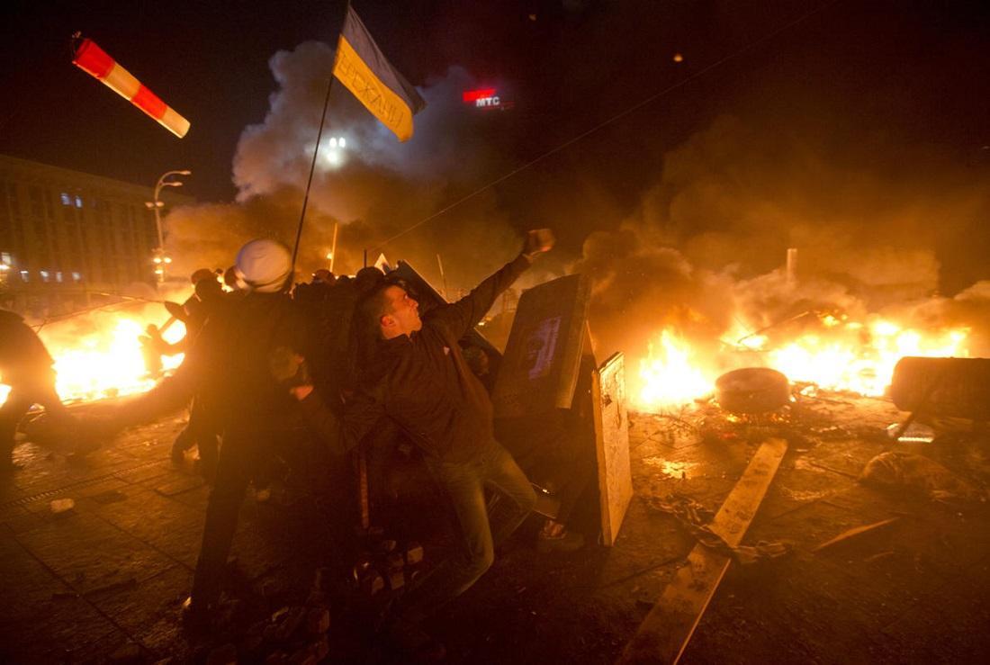 1856188 original Майдан. Киев. Украина.