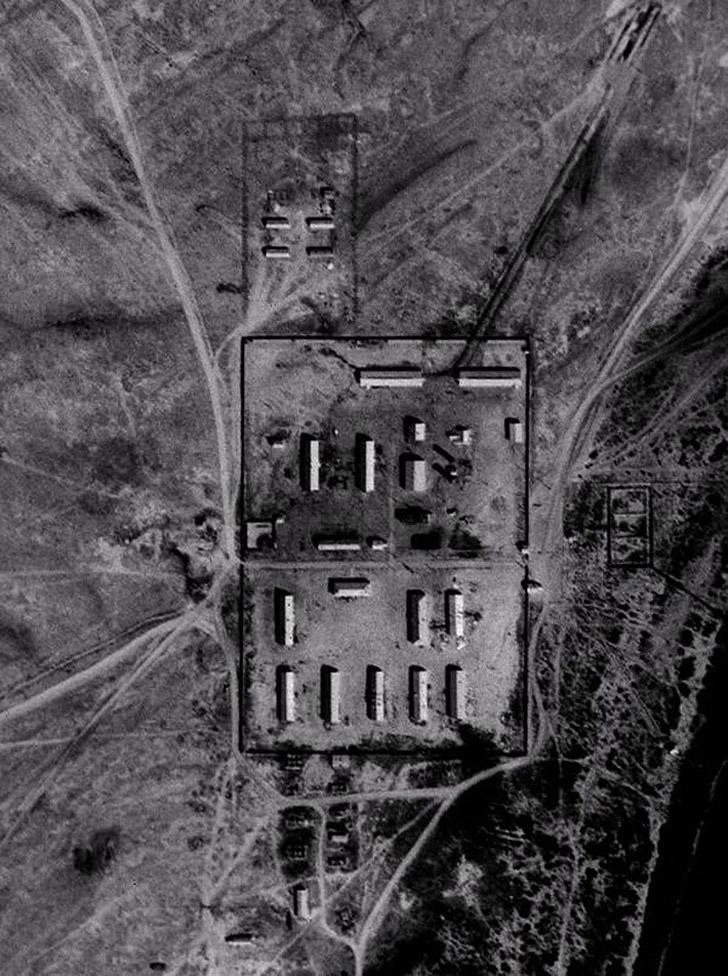 Aralsk7 12 Аральск 7 — закрытый город призрак, где испытывали биологическое оружие