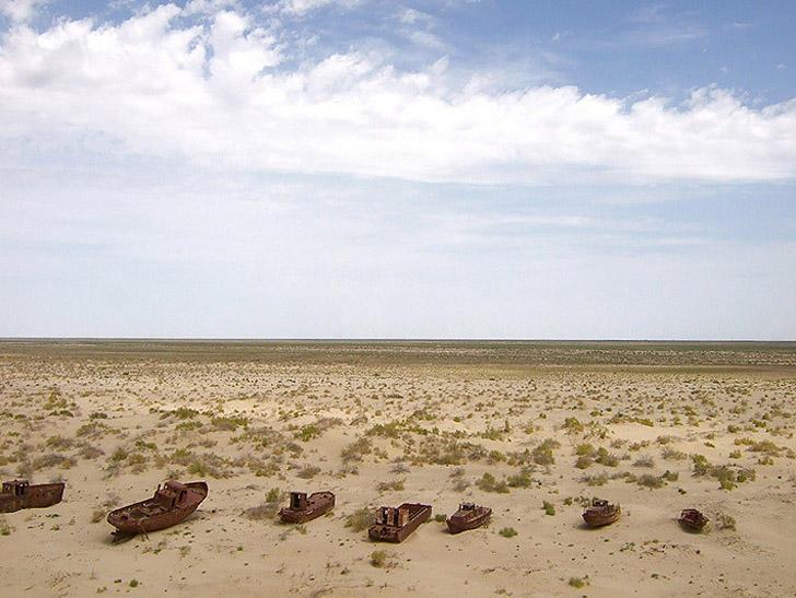 Aralsk7 15 Аральск 7 — закрытый город призрак, где испытывали биологическое оружие