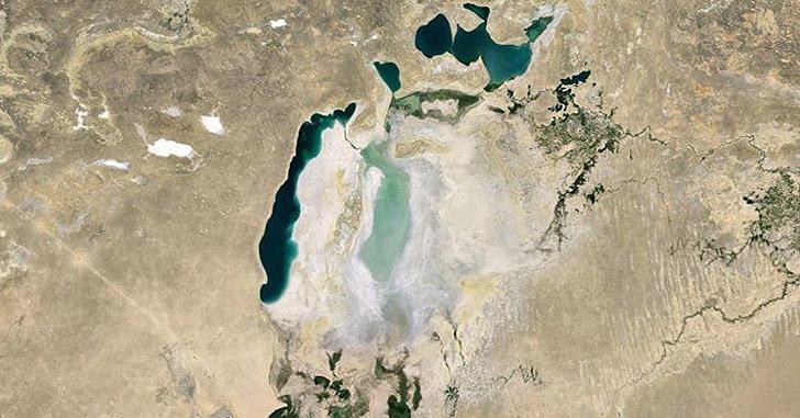 Aralsk7 18 Аральск 7 — закрытый город призрак, где испытывали биологическое оружие