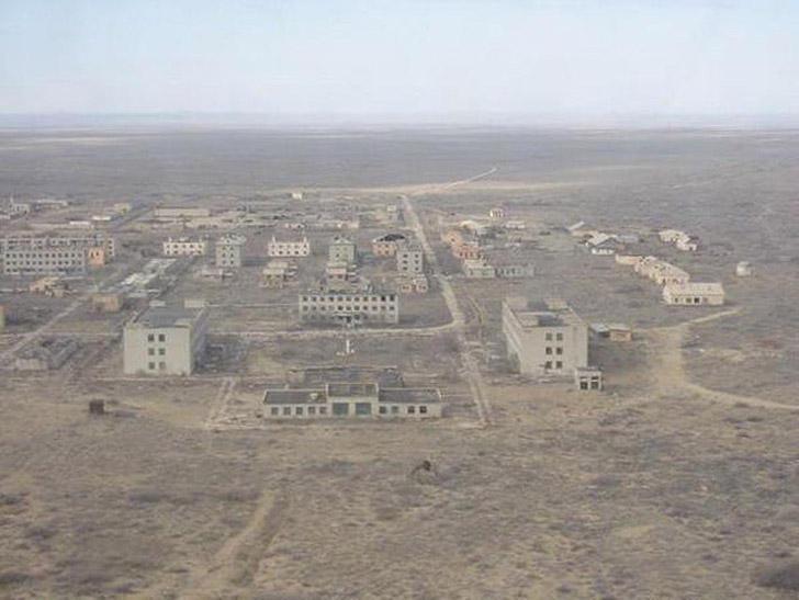 Aralsk7 19 Аральск 7 — закрытый город призрак, где испытывали биологическое оружие