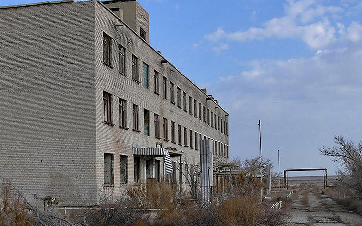 Aralsk7 22 Аральск 7 — закрытый город призрак, где испытывали биологическое оружие