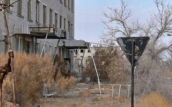 Aralsk7 23 Аральск 7 — закрытый город призрак, где испытывали биологическое оружие