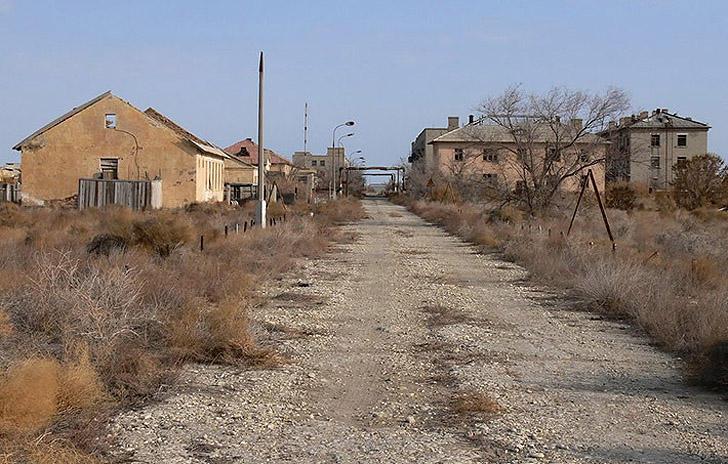 Aralsk7 25 Аральск 7 — закрытый город призрак, где испытывали биологическое оружие