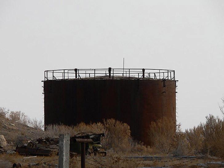 Aralsk7 30 Аральск 7 — закрытый город призрак, где испытывали биологическое оружие