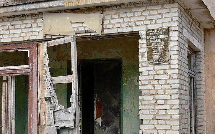Aralsk7 31 Аральск 7 — закрытый город призрак, где испытывали биологическое оружие