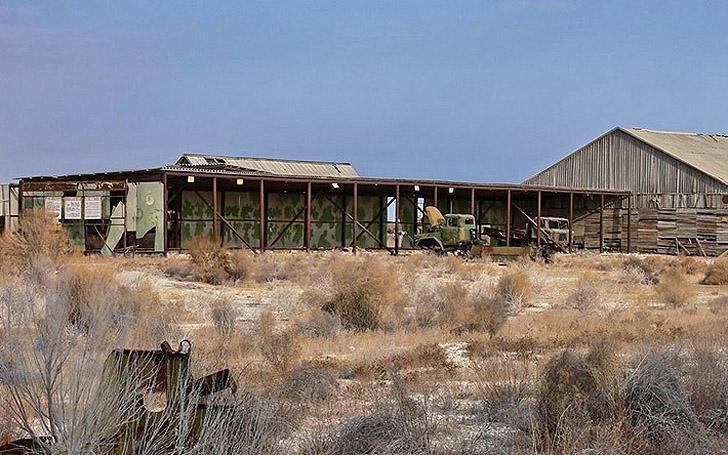 Aralsk7 32 Аральск 7 — закрытый город призрак, где испытывали биологическое оружие