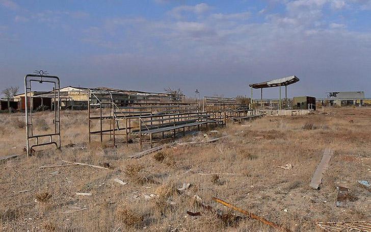 Aralsk7 33 Аральск 7 — закрытый город призрак, где испытывали биологическое оружие