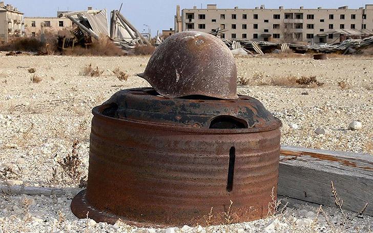 Aralsk7 41 Аральск 7 — закрытый город призрак, где испытывали биологическое оружие
