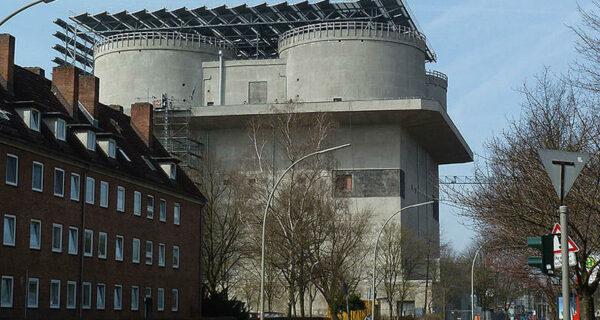 Из нацистского бункера в энергетическую станцию