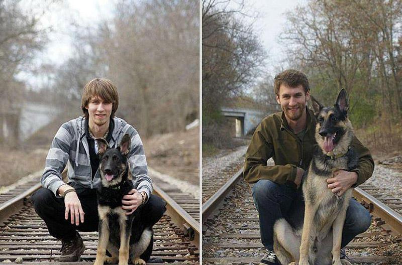 GrowingUp14 Наши любимые животные: фото до и после взросления
