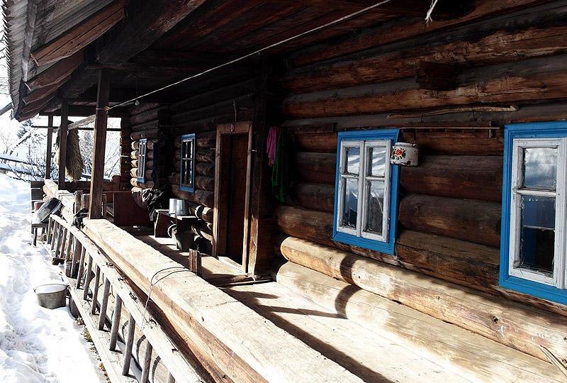 Hutsuls04 В гостях у гуцулов: усадьба украинских горцев