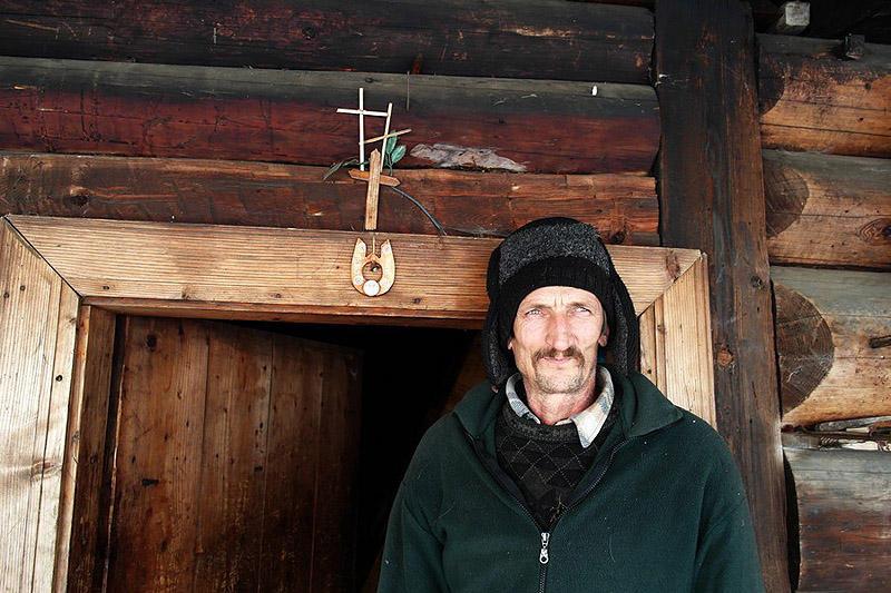 Hutsuls05 В гостях у гуцулов: усадьба украинских горцев