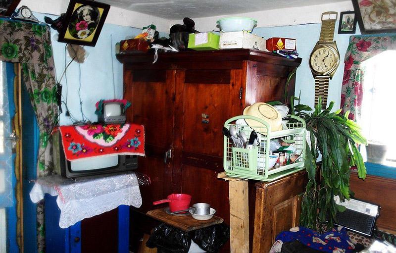 Hutsuls08 В гостях у гуцулов: усадьба украинских горцев