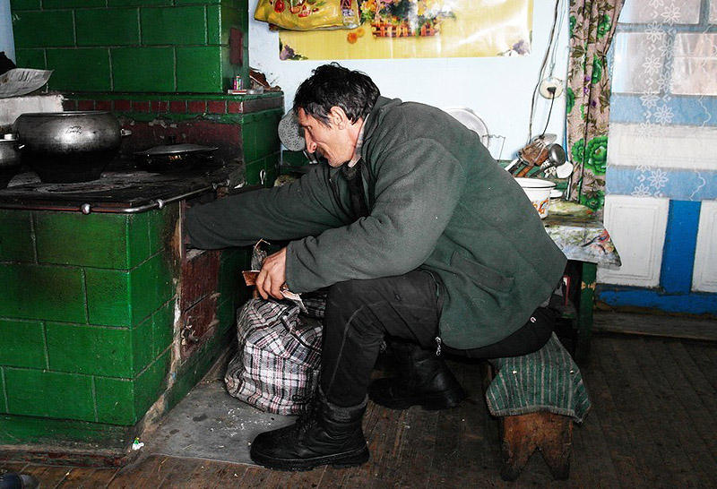 Hutsuls14 В гостях у гуцулов: усадьба украинских горцев