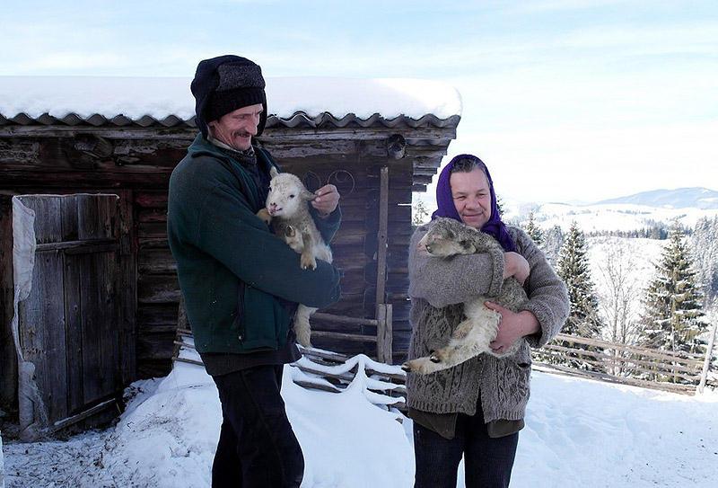 Hutsuls23 В гостях у гуцулов: усадьба украинских горцев