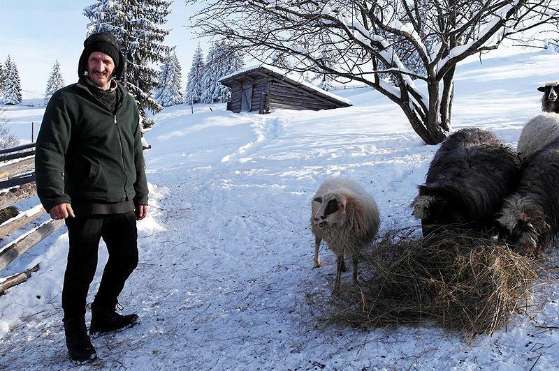 Hutsuls25 В гостях у гуцулов: усадьба украинских горцев