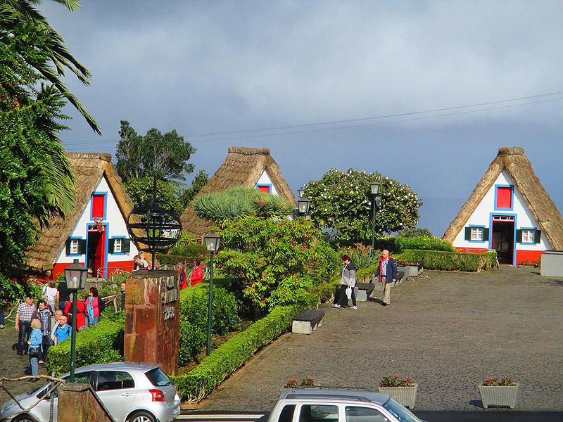 Madeirawalk02 Мадейра. Прогулка из Сантаны в Фуншал