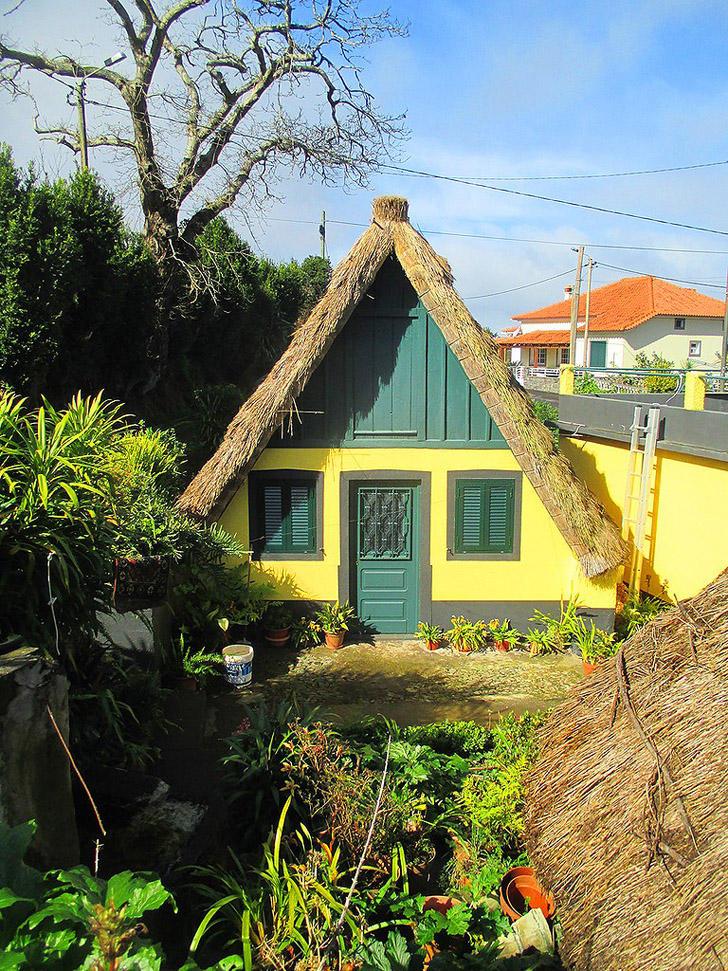 Madeirawalk05 Мадейра. Прогулка из Сантаны в Фуншал