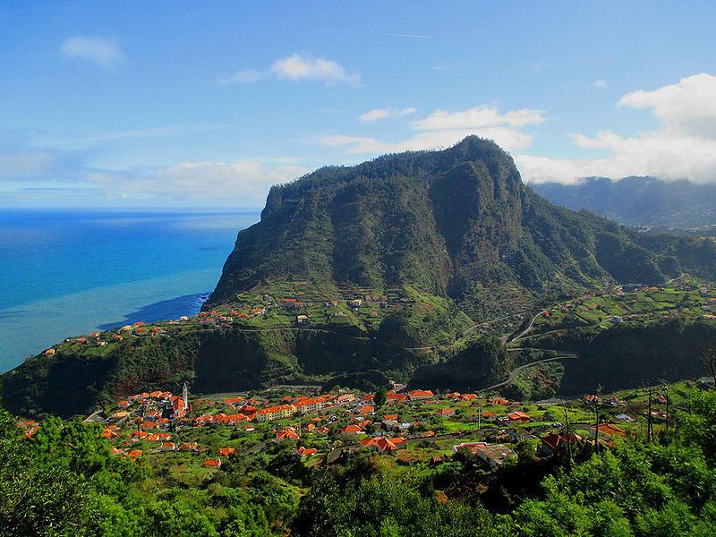 Madeirawalk07 Мадейра. Прогулка из Сантаны в Фуншал