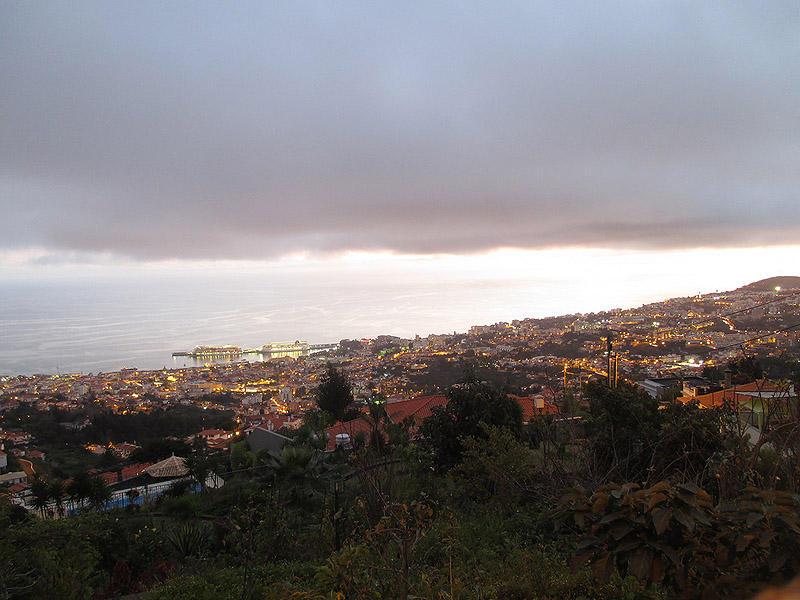 Madeirawalk31 Мадейра. Прогулка из Сантаны в Фуншал