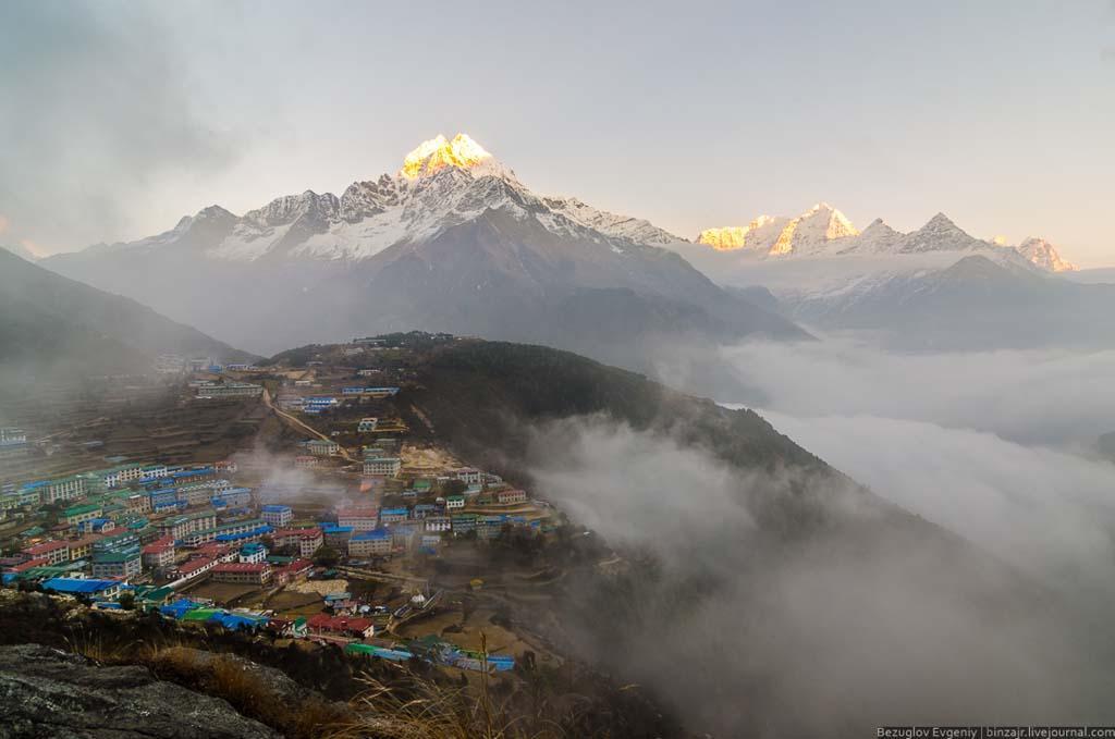 NepalstolicaSherplandii 16 Непал. Столица Шерпландии