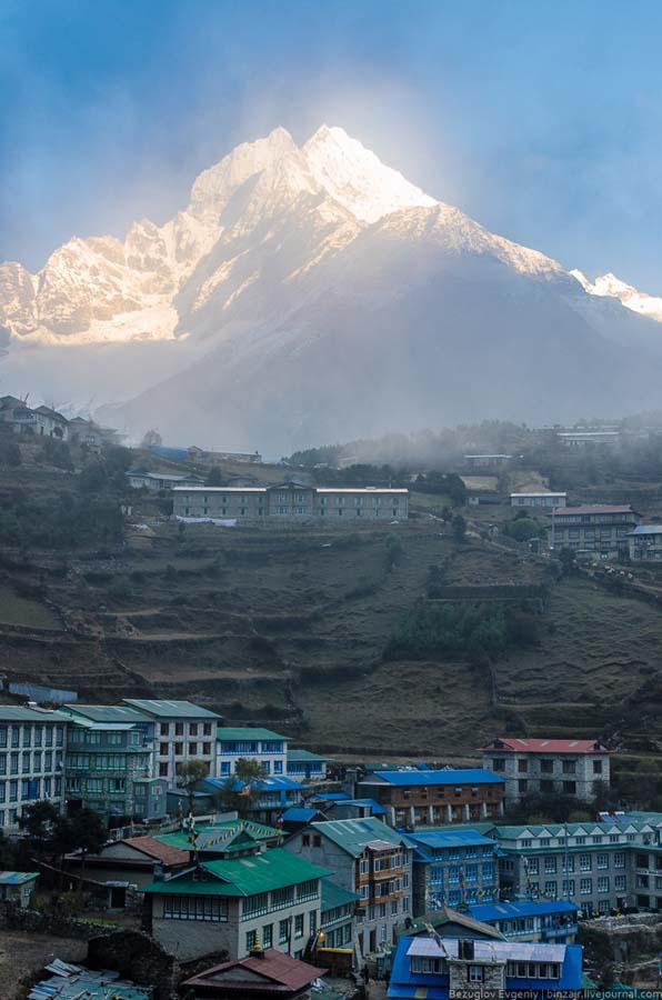 NepalstolicaSherplandii 7 Непал. Столица Шерпландии
