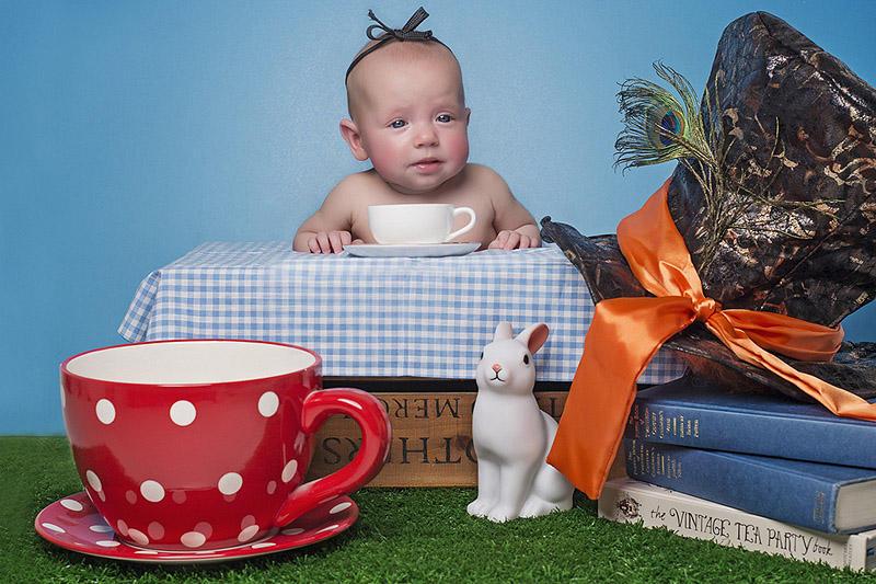 Recreatedstories02 Милые малыши в сказочном фотопроекте