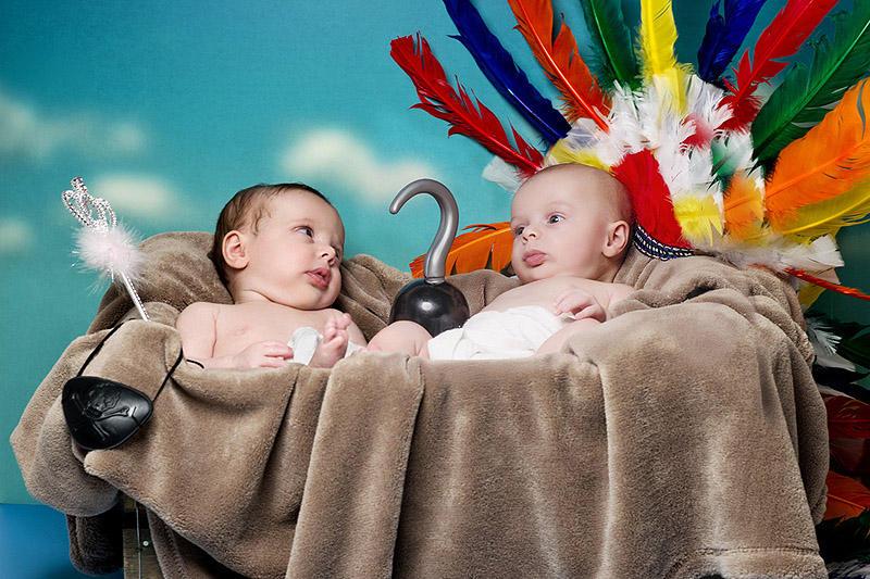 Recreatedstories05 Милые малыши в сказочном фотопроекте