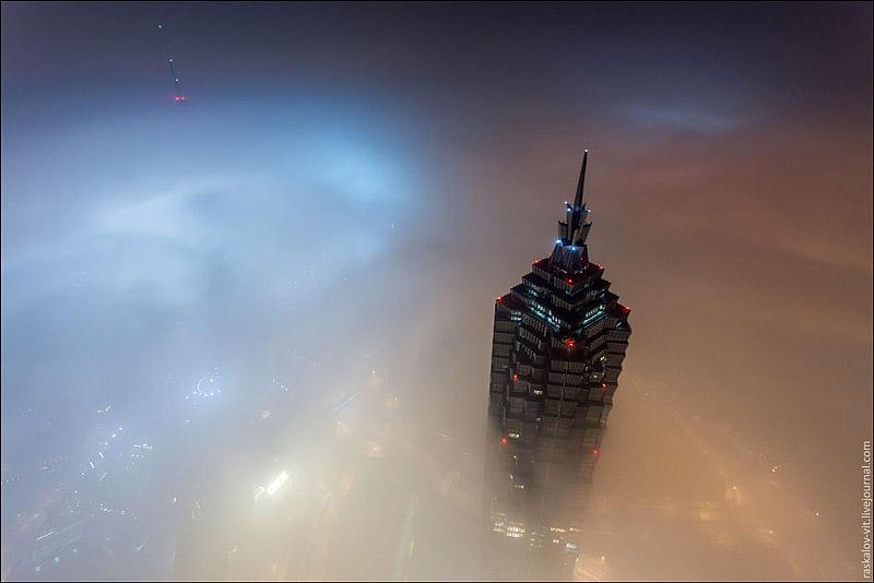 ShanghaiTower01 Шанхайская башня
