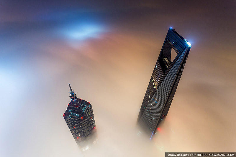 ShanghaiTower02 Шанхайская башня