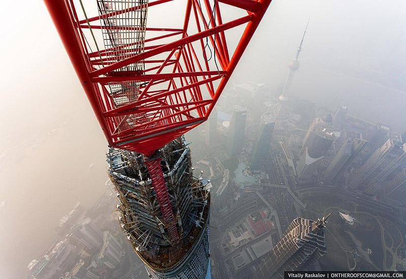 ShanghaiTower06 Шанхайская башня