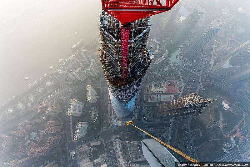 ShanghaiTower08 Шанхайская башня