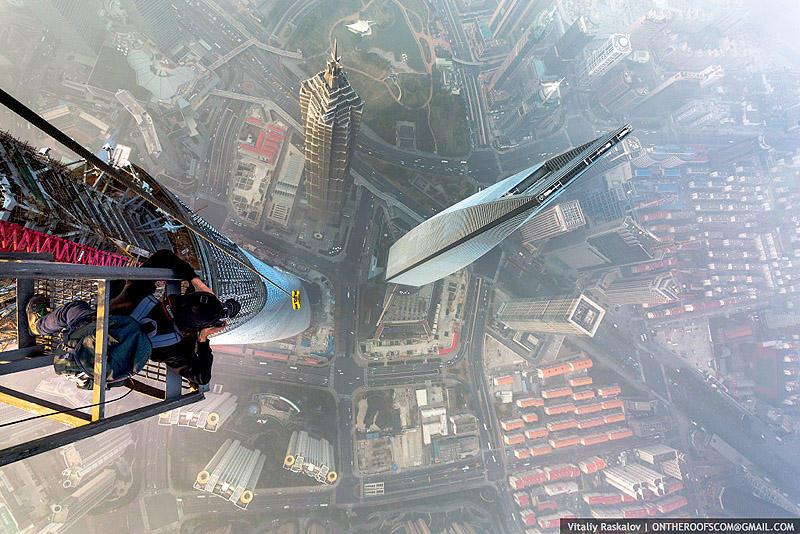 ShanghaiTower09 Шанхайская башня