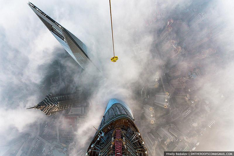 ShanghaiTower11 Шанхайская башня