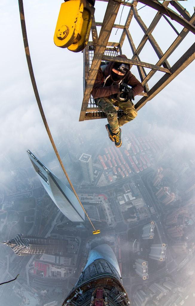 ShanghaiTower13 Шанхайская башня