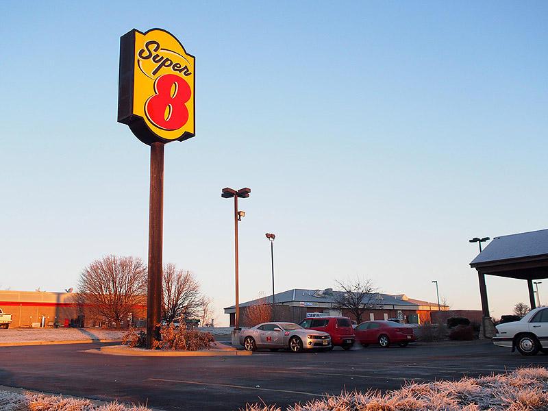 USmotels02 Придорожные мотели в США: цены, качество, сервис