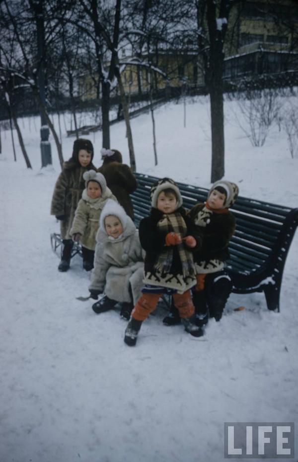 kidsof60s07 20 фото маленьких москвичей начала 1960 го