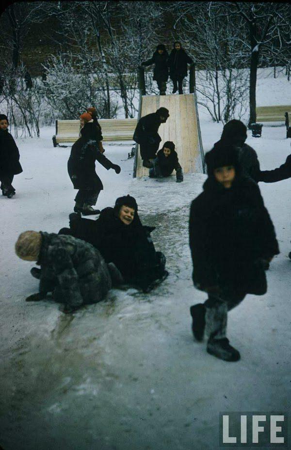 kidsof60s10 20 фото маленьких москвичей начала 1960 го