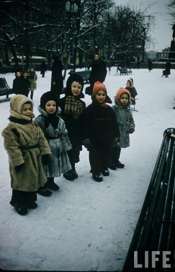 kidsof60s17 20 фото маленьких москвичей начала 1960 го