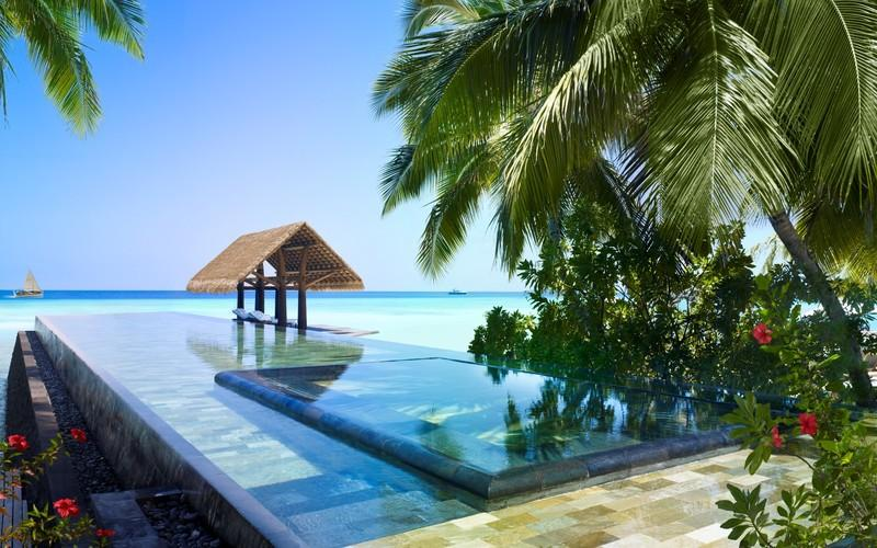 pools07 10 самых невероятных бассейнов в отелях мира