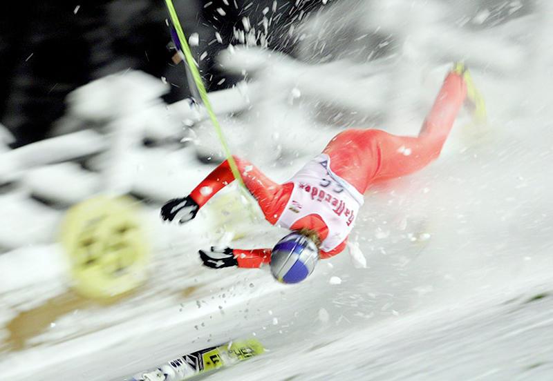 Лыжные прыжки с трамплина